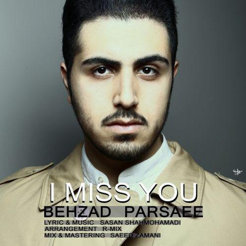 دانلود آهنگ جدید دلم تنگ شده واست از بهزاد پارسایی