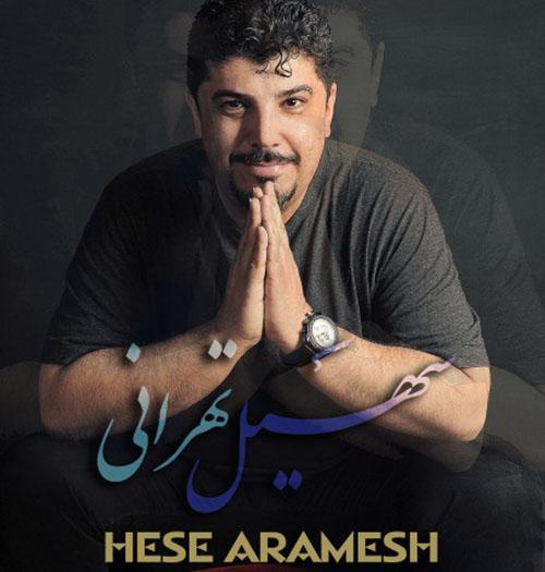 دانلود آهنگ جدید حس آرامش از سهیل تهرانی
