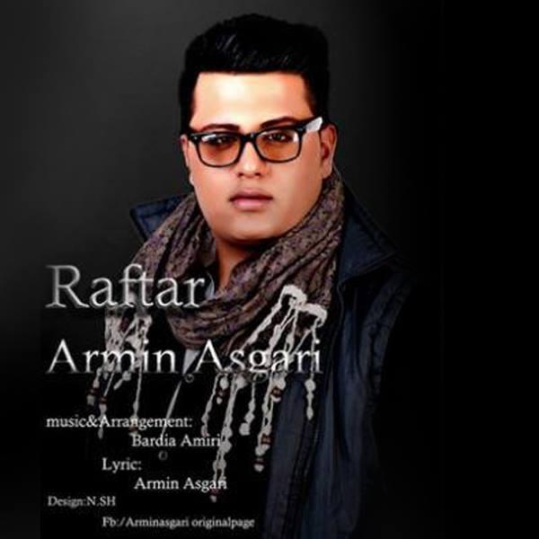 دانلود آهنگ جدید رفتار از آرمین اصغری