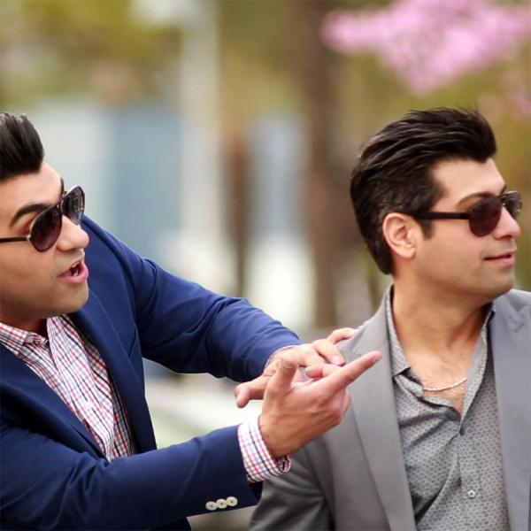 Payam and Kamyar - Sag Dareh