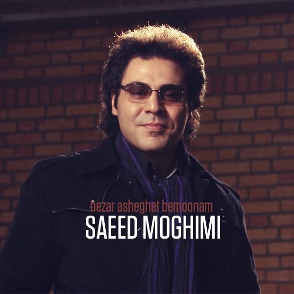 دانلود آهنگ جدید بذار عاشقت بمونم از سعید مقیمی
