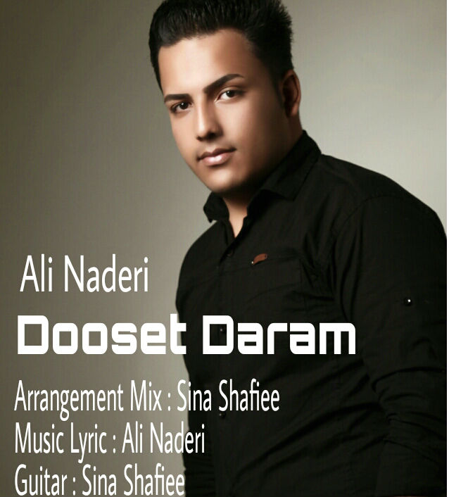 دانلود آهنگ جدید دوست دارم از علی نادری