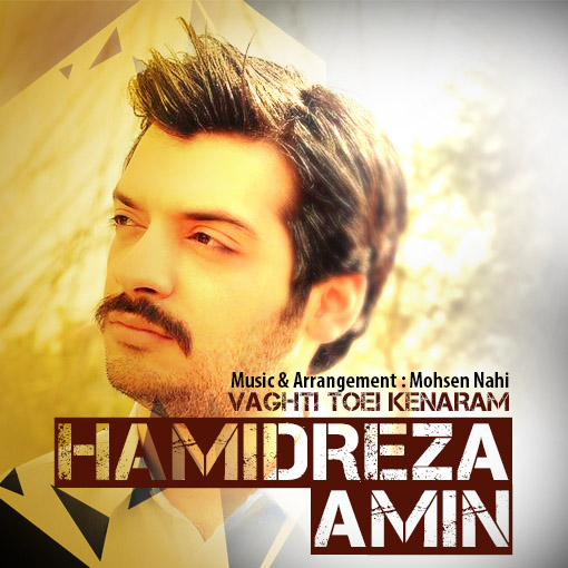 Hamidreza Amin - Vaghti Toei Kenaram
