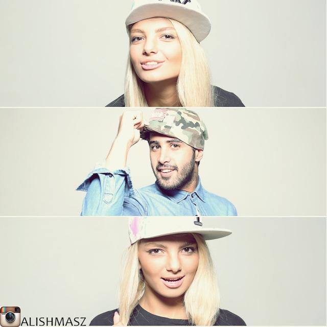 Alishmas - Hamnafas (Ft Donya & Masoud)