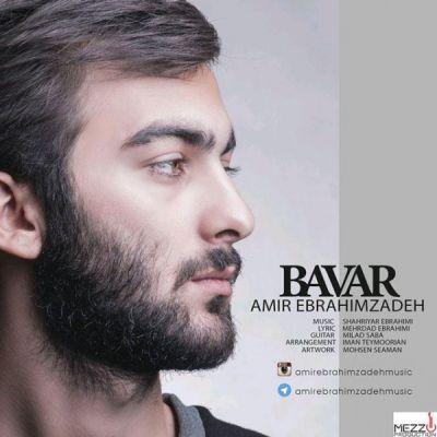Amir-Ebrahimzade-Bavar