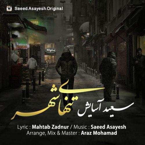 Saeed-Asayesh-Tanhaye-Shahr