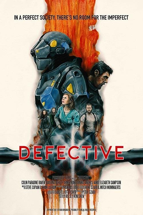 دانلود فیلم جدید Defective 2017